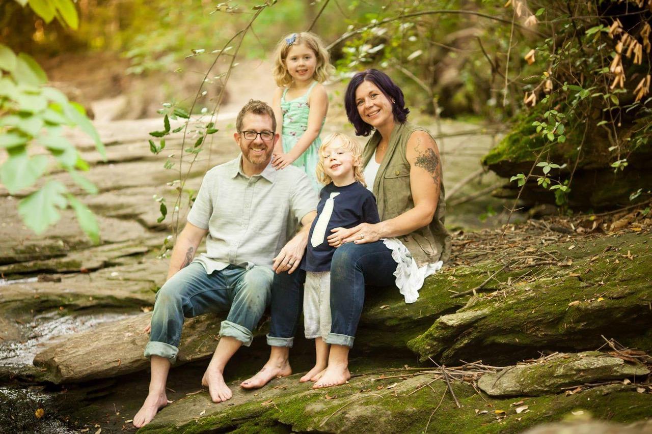 Anita family photo