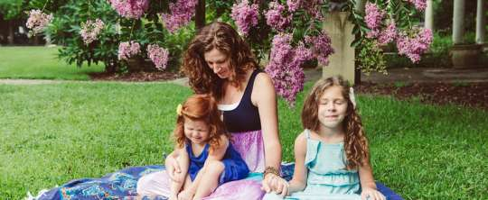Mindfulness for Parents During the Pandemic